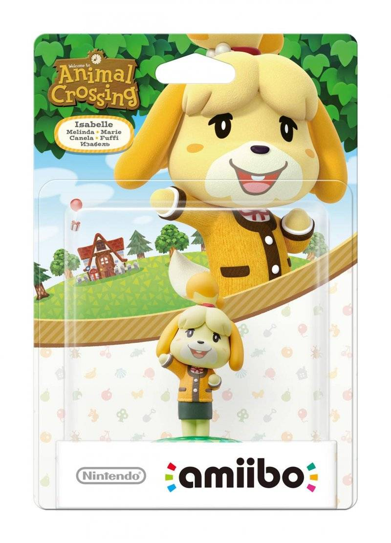Nintendo Amiibo - Animal Crossing - Isabelle