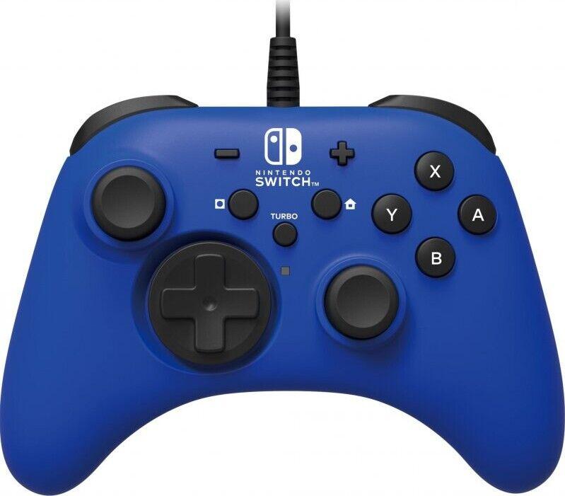 Nintendo Switch Controller - Hori Pad - Blå
