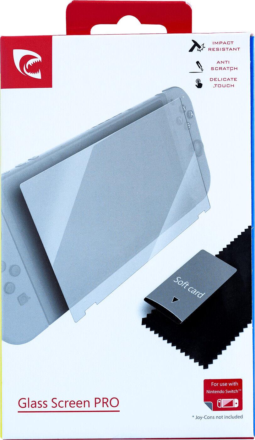 Nintendo Piranha - Nintendo Switch Screen Protector Pro