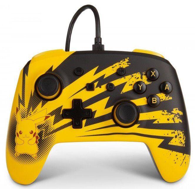 Nintendo Power A - Nintendo Switch Controller - Pikachu