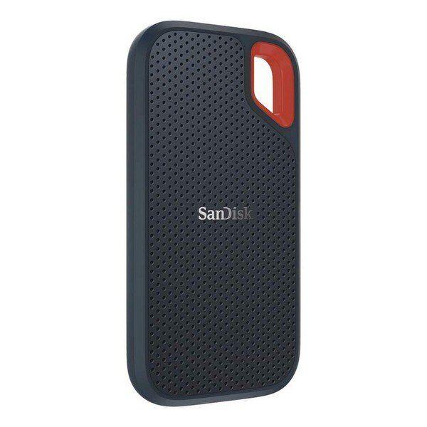 SanDisk Extreme Portable Ssd - Ekstern Usb Solid State Drive - 250gb - Grå