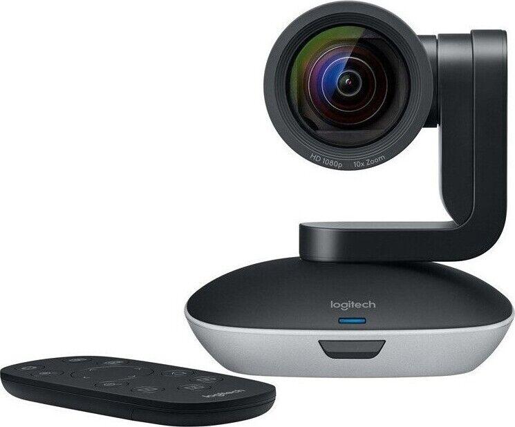Logitech Webcam - Ptz Pro 2 - Fuld Hd