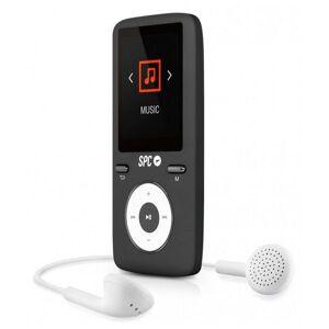 Spc - Mp4 Video Og Musik Afspiller - Pure Sound Colour 2 - Sort