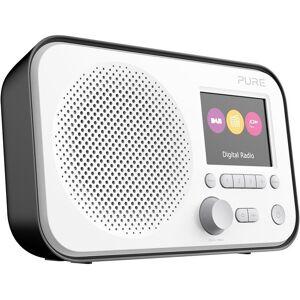 Pure - Elan E3 - Dab+ Og Fm Radio - Sort