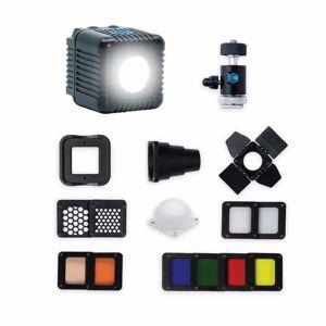 Cube Lume Cube 2.0 - Kompakt Led Lys Til Kamera - Sort