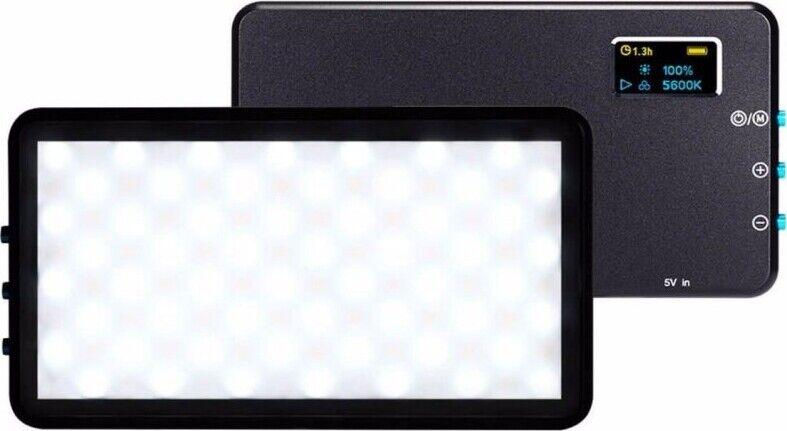 Cube Lume Cube Panel - Mini Portable Led Til Dslr Kamera