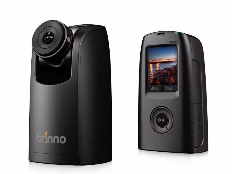 Brinno Time Lapse Kamera Tlc200 Pro