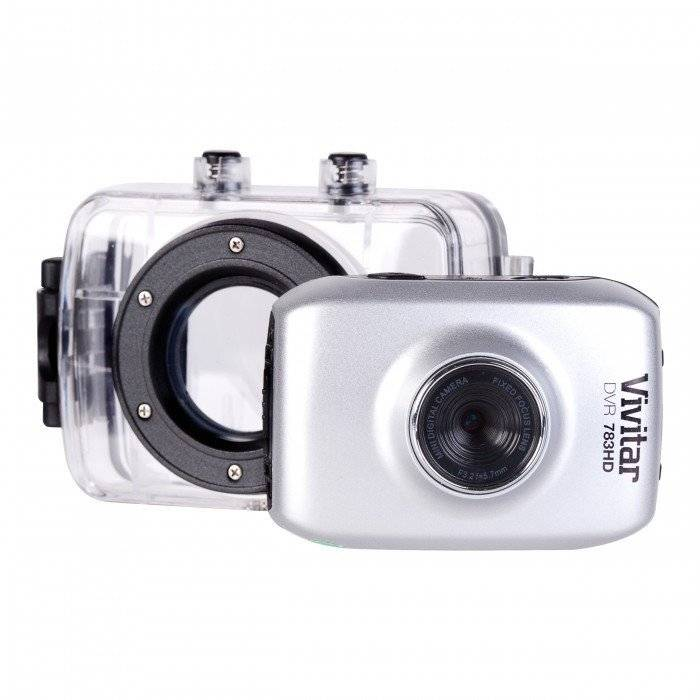 Vivitar Dvr 783hd - Action Kamera