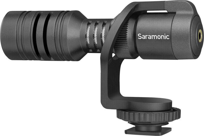 Apple Saramonic Vmic Mini - Iphone, Android Og Dslr Mikrofon
