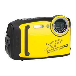 Fujifilm - Vandtæt Kamera - Finepix Xp140 - 16mp - Fuld Hd - Gul Sort