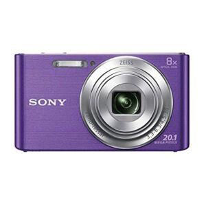 Sony Kompakt Kamera Dsc-w830 - Violet