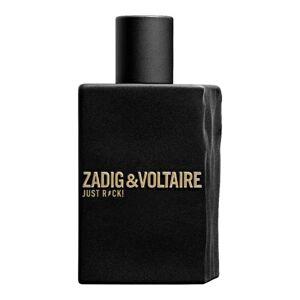 Zadig & Voltaire Herreparfume - Just Rock Pour Lui Edt 30 Ml