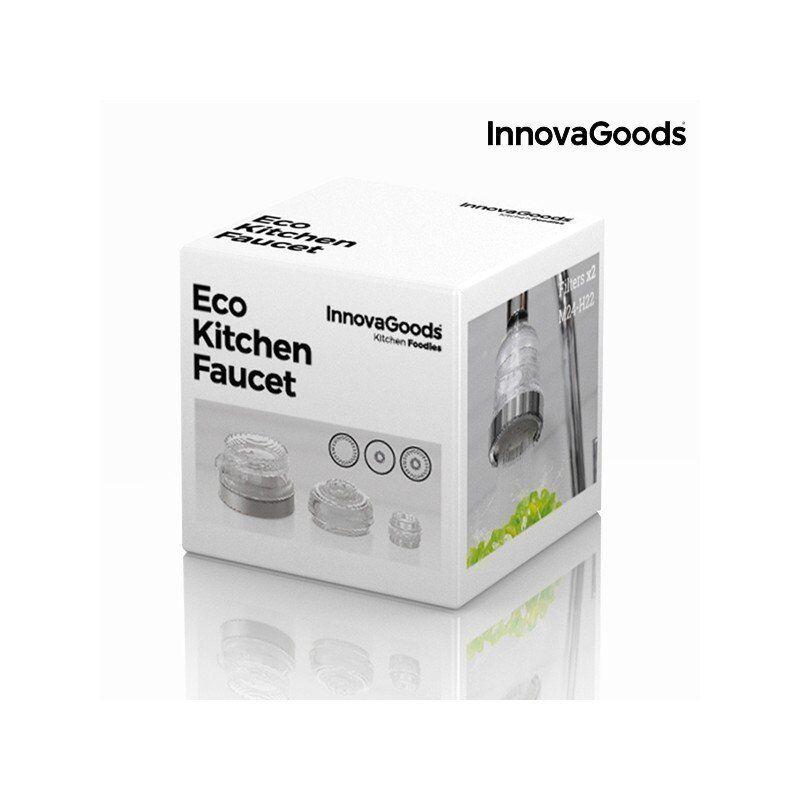 Innovagoods - Miljøvenligt Vandhane Filter Med Justerbar Vandstrømning