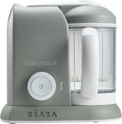 Beaba - Babycook Foodprocessor 4-i-1 - Grå