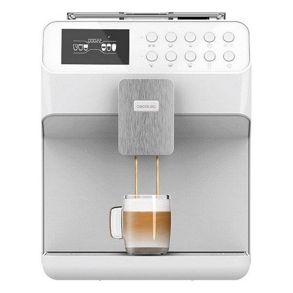 Cecotec Power Matic-ccino 7000 Kaffemaskine - Hvid