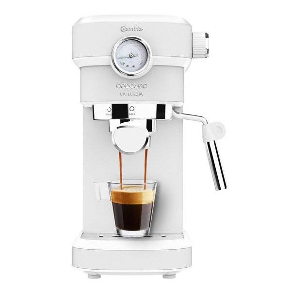 Cecotec Espressomaskine - Cafelizzia 790 White Pro - Hvid