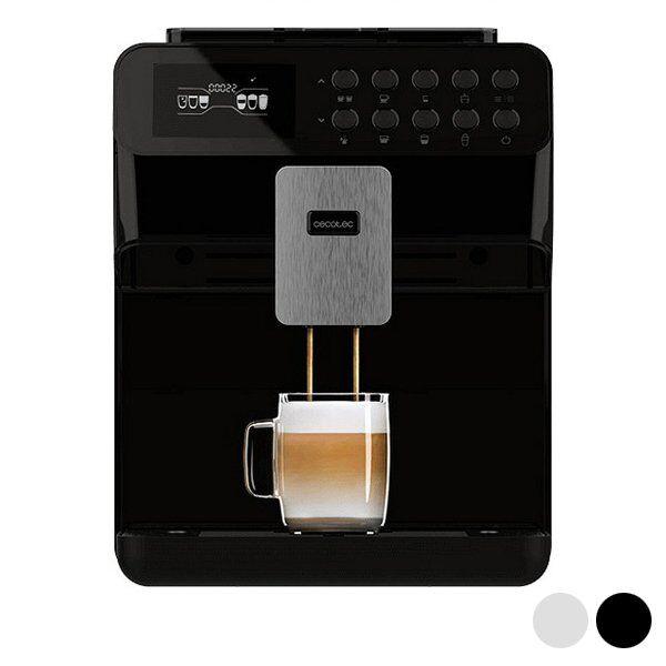 Cecotec - Kaffemaskine Med Kværn - Power Matic-ccino 7000 - 1,7l - 1500w - Sort