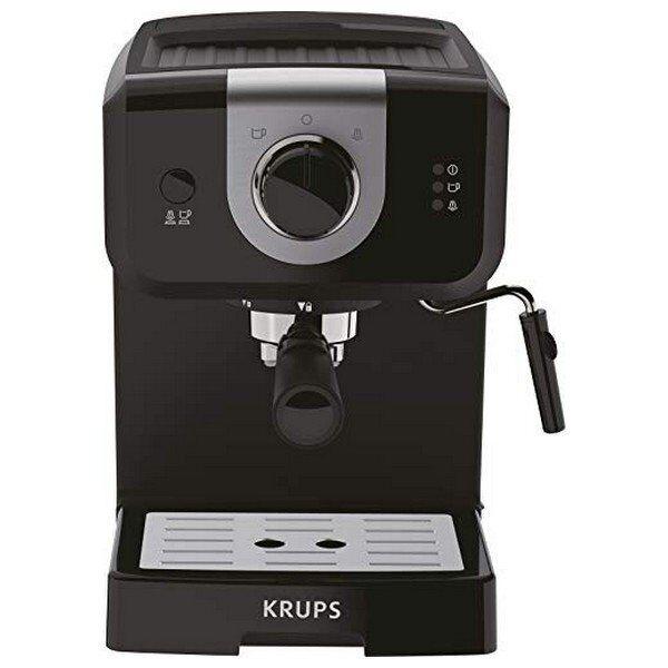 Krups - Express Kaffemaskine - 15 Bar 1,5l 1500w - Xp3208 - Sort
