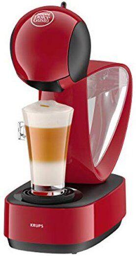 Krups Kapsel Kaffemaskine - Dolce Gusto Infinissima Kp1705 1,2l - Rød