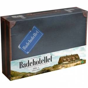 Badehotellet - Sæson 1-5 - Super Deluxe Box - DVD - Tv-serie