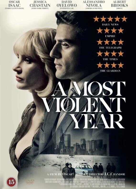A Most Violent Year - DVD - Film