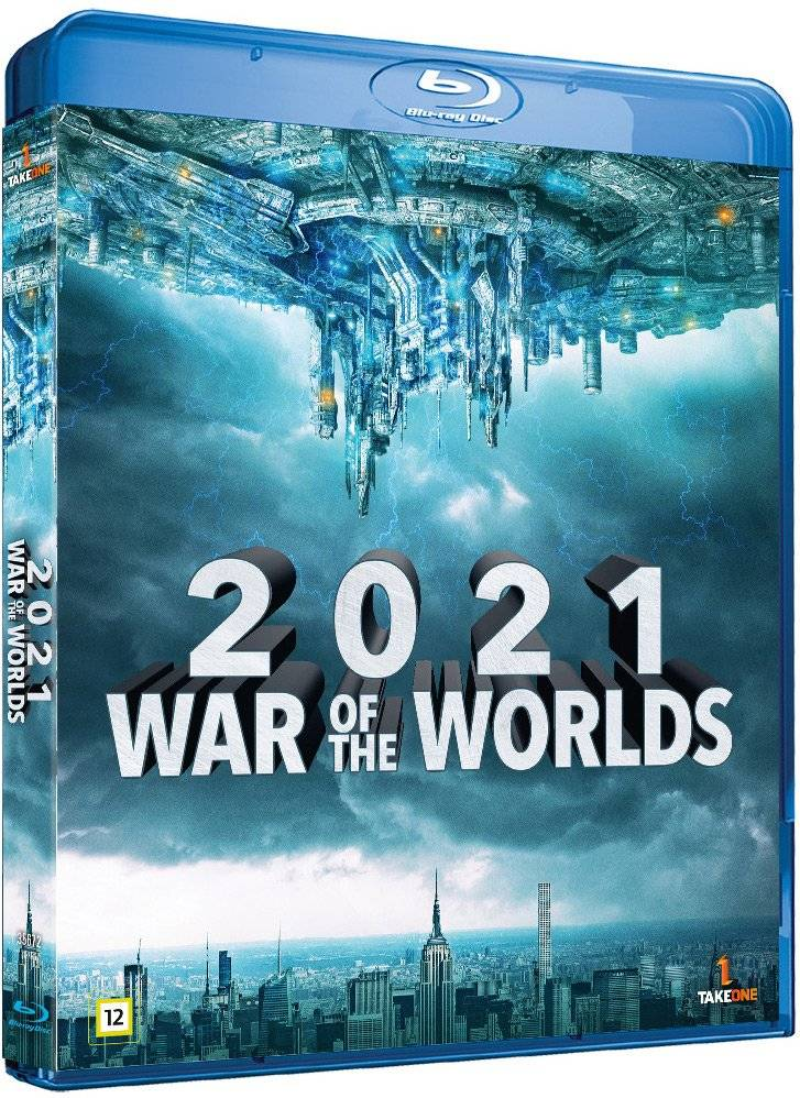 2021 War Of The Worlds - Blu-Ray