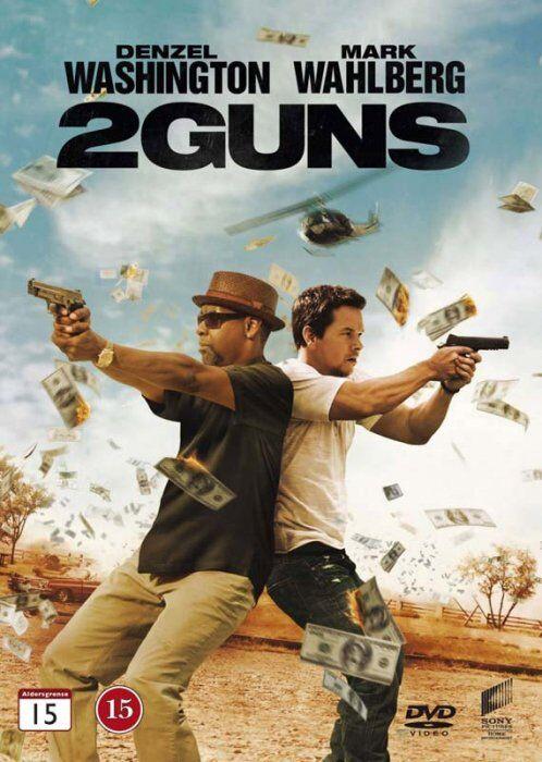 2 Guns - DVD - Film