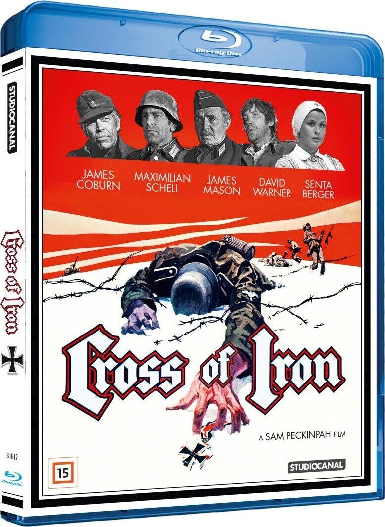 Cross Of Iron - Blu-Ray