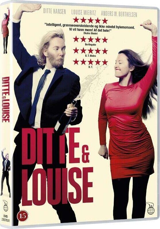 Ditte Og Louise - DVD - Film