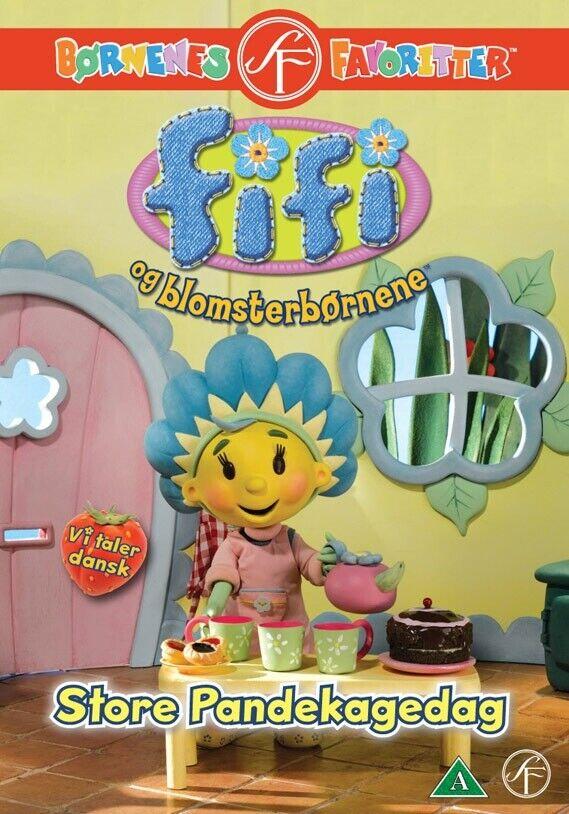 Fifi And The Flowertots / Fifi & Blomsterbørnene - Store Pandekagedag - DVD - Film