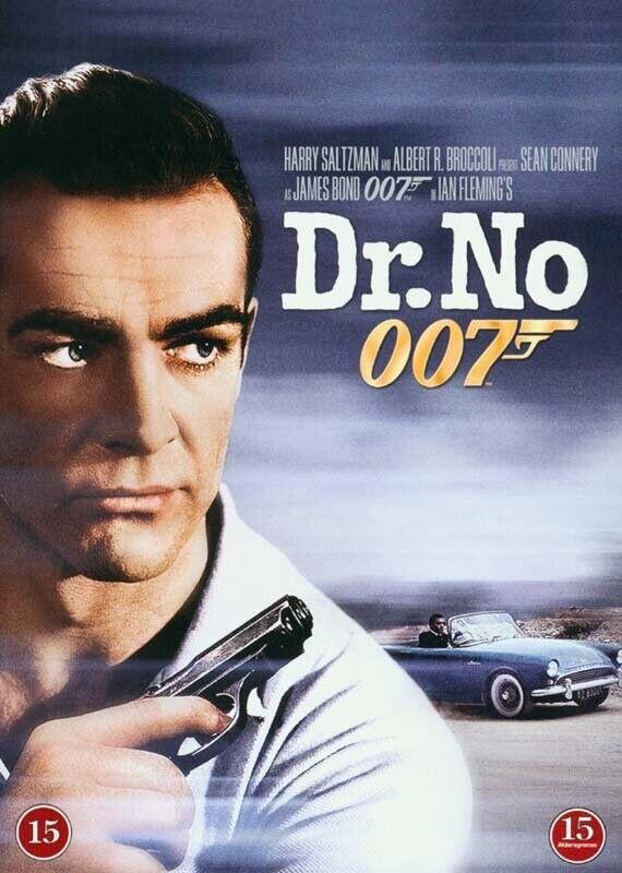 James Bond - Dr. No / James Bond - Mission Drab - DVD - Film