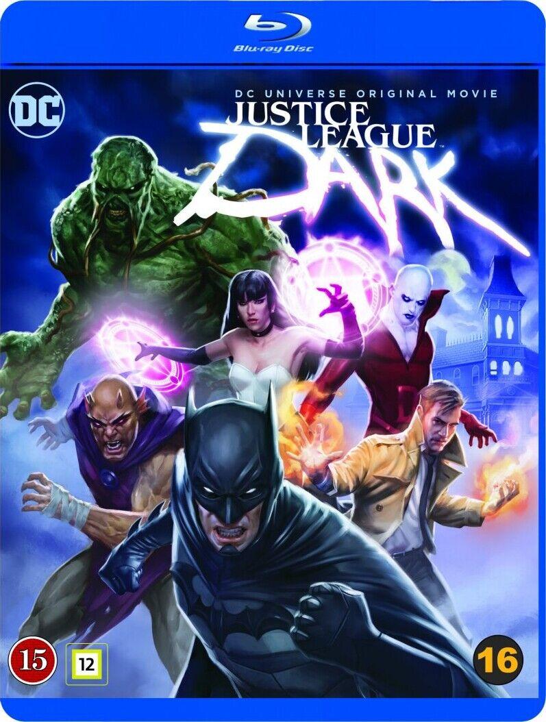 Justice League Dark - Blu-Ray