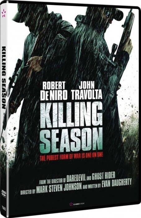 Killing Season - DVD - Film