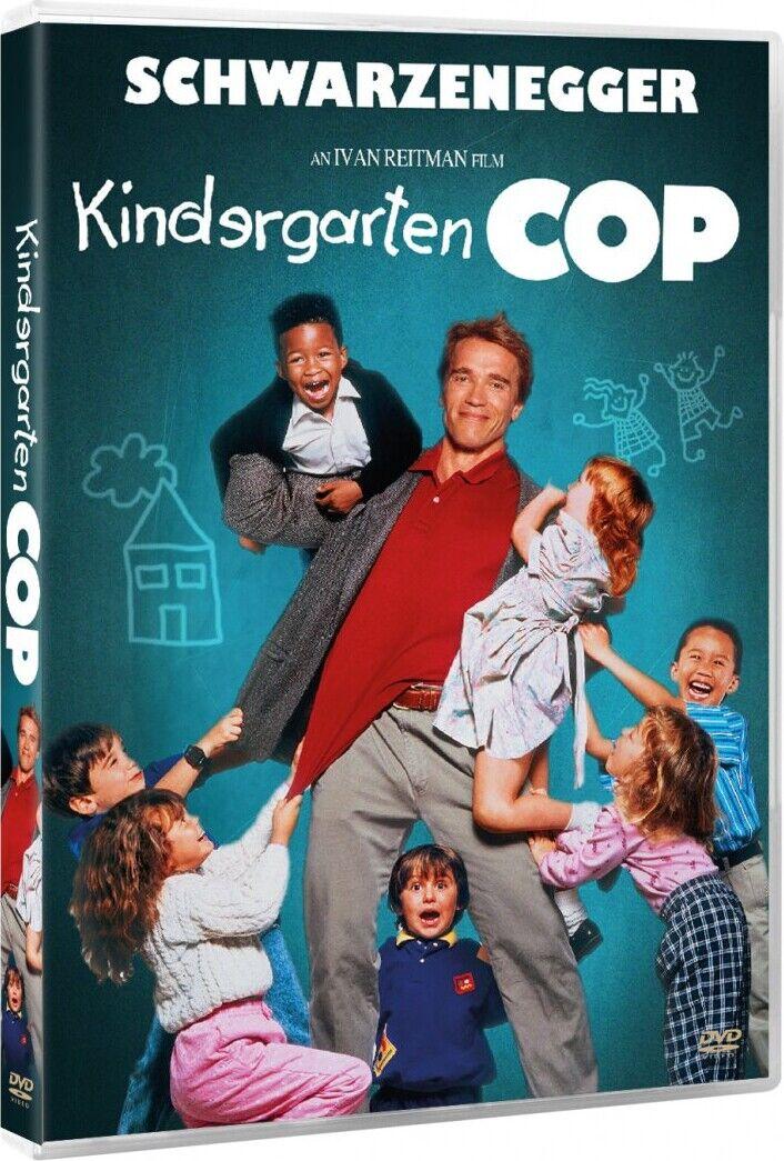 Kindergarten Cop / Strømer I Børnehaveklassen - DVD - Film