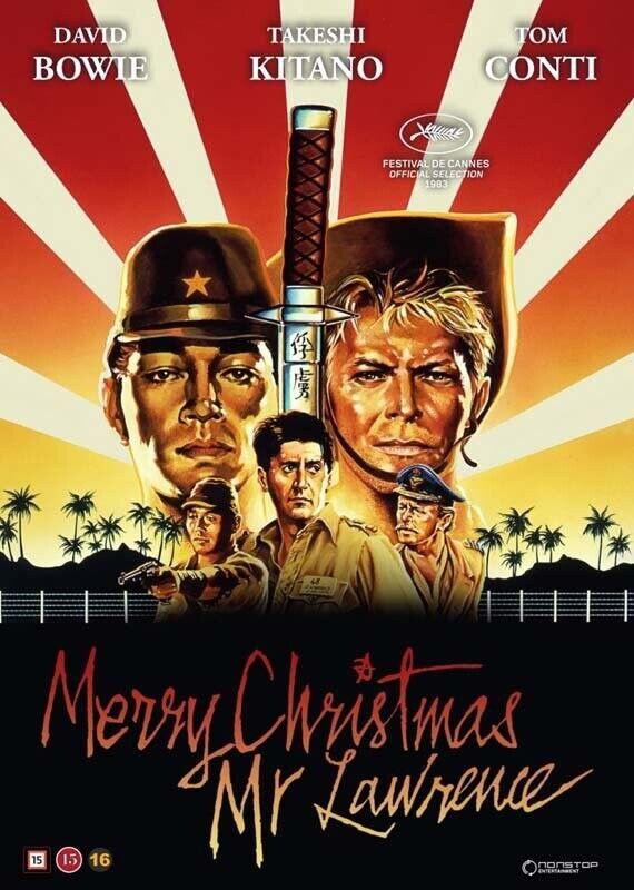 Merry Christmas Mr. Lawrence - DVD - Film