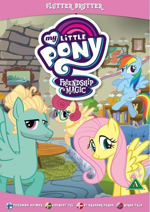 My Little Pony - Flutter Brutter S. 6 Vol 2 Dvd - DVD - Film