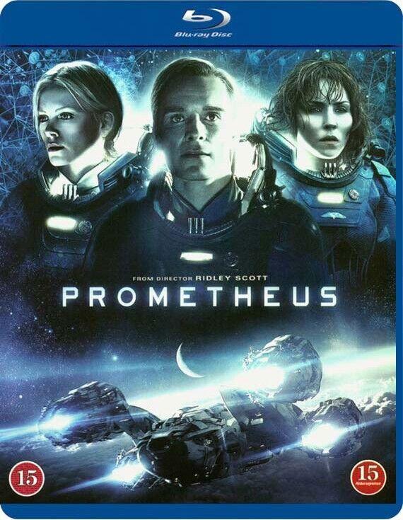 Prometheus - Blu-Ray