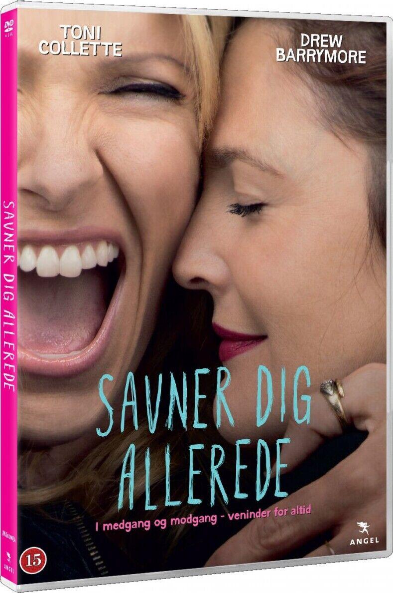 Savner Dig Allerede / Miss You Already - DVD - Film