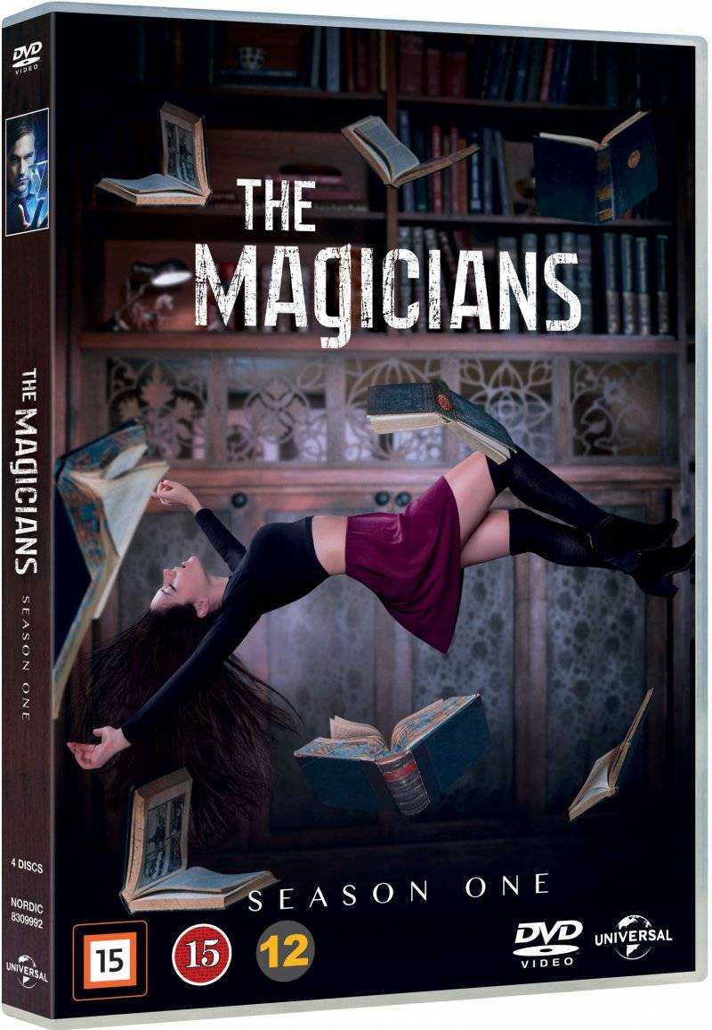 The Magicians - Sæson 1 - DVD - Tv-serie