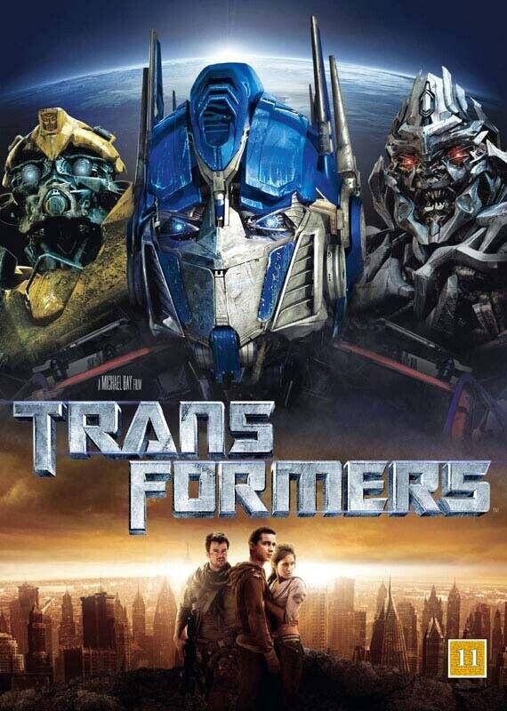 Transformers - DVD - Film