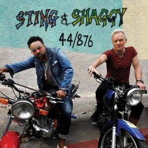 Sting & Shaggy - 44/876 - Limited Deluxe Edition - CD