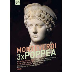 Claudio Monteverdi - Monteverdi: Poppea Box - DVD - Film