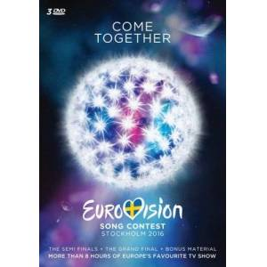 Eurovision Song Contest 2016 Stockholm - DVD - Film