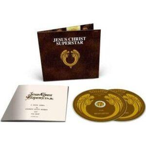 Andrew Lloyd Webber - Jesus Christ Superstar - 50th Anniversary Deluxe Edition - CD