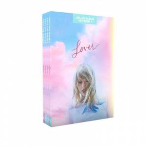 Taylor Swift - Lover - Deluxe Journal Version 1 - CD