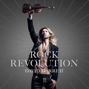 Garrett David Garrett - Rock Revolution - Deluxe - CD