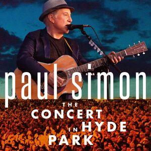Paul Simon - The Concert In Hyde Park (cd+blu-ray) - CD
