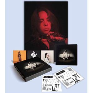 Billie Eilish - When We All Fall Asleep Where Do We Go - Deluxe Edition - CD
