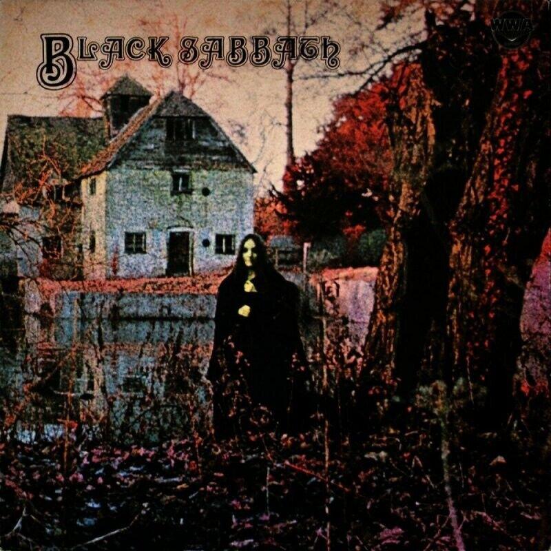 Black Sabbath - Black Sabbath - Vinyl / LP
