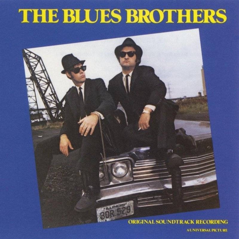 Blues Brothers - Music From The Film - Original Soundtrack - CD